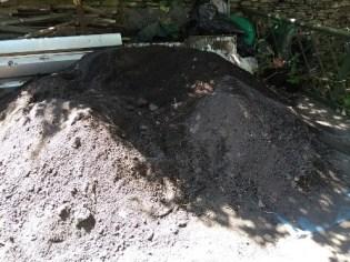 Blide Trust soil heap Sat
