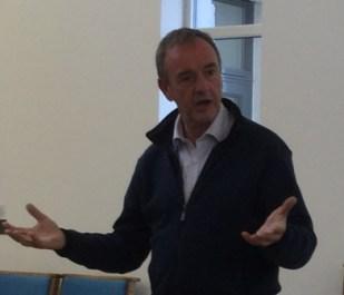Community Conversations James Stockan