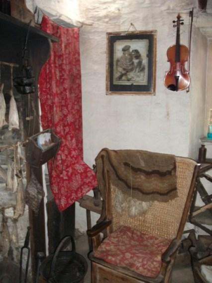 Corrigall chair B Bell