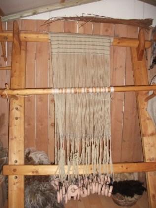 Loom Uig Museum B Bell Western Isles