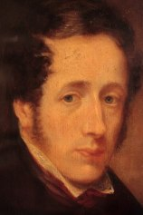Portrait of Robert Tannahill in Paisley Museum