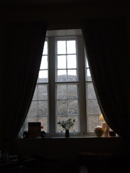 Uig Tea Room B Bell Western Isles