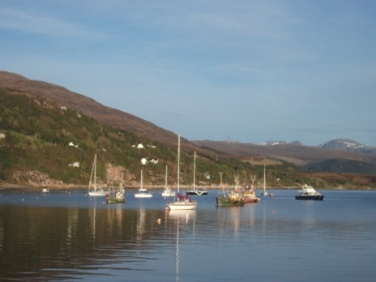 Ullapool - Tea By The Sea B Bell