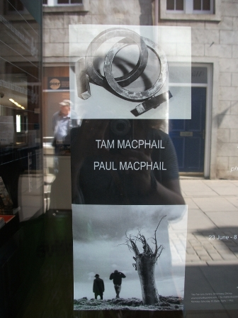 MacPhail exhibition B Bell