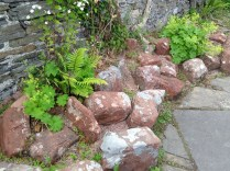 Tankerness House Garden red sandstone 3