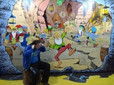 Orkney Experience 3 dwarves