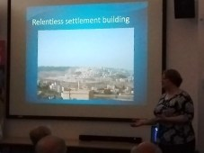 Philippa Whitford Gaza Talk