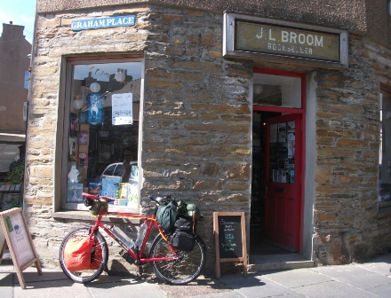 Stromness Book Shop B Bell