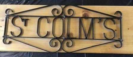 St Colms 13 workshop
