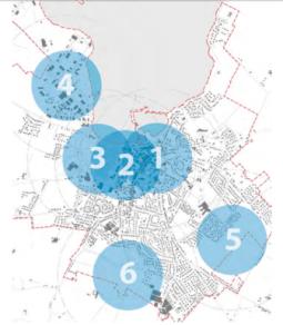 6 areas of Kirkwall