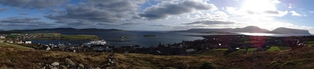 Stromness panorama