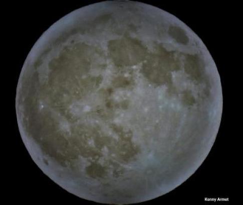 moon Dec 22nd 2018
