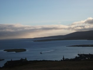 view from Brinkies Brae Bell