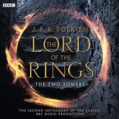 lord of the rings two towers audiobook