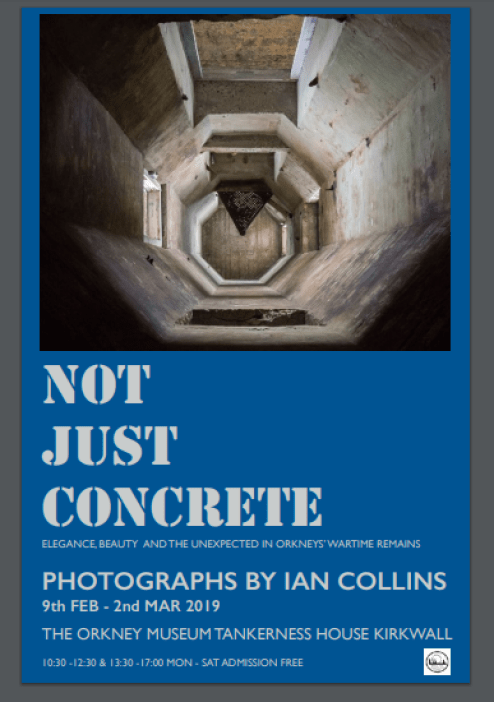 not just concrete poster