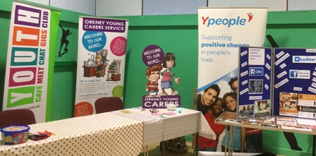 Youth Conference stalls 1