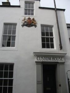 Albert St Kirkwall B Bell 5 Customs House