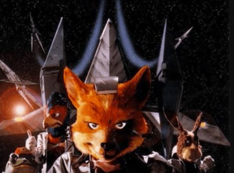 Star Fox 1