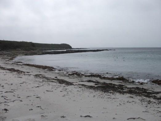 beach south ronaldsay walk Bell