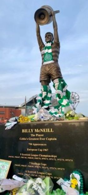 Billy McNeill By Derick Mullin