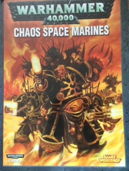 Chaos Space Marines Warhammer