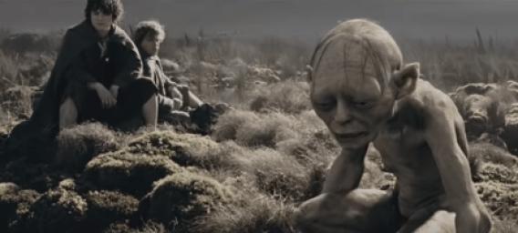 Frodo Sam Gollum