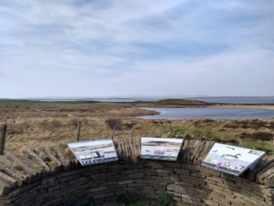 Lochside viewpoint FG