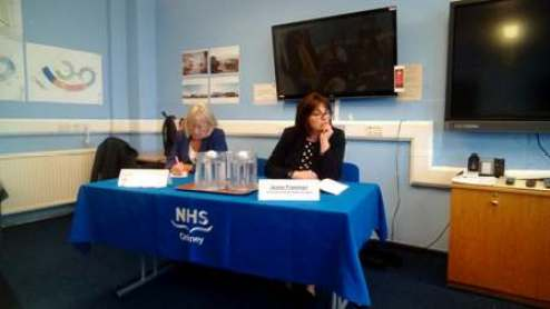 NHS Orkney Board annual review