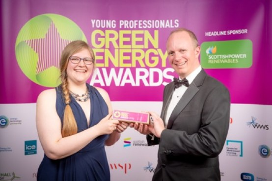 Eibhlin Green Energy Awards