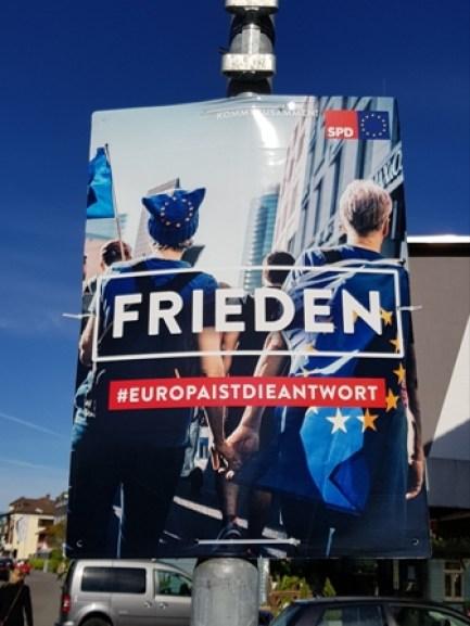 EU Election Germany