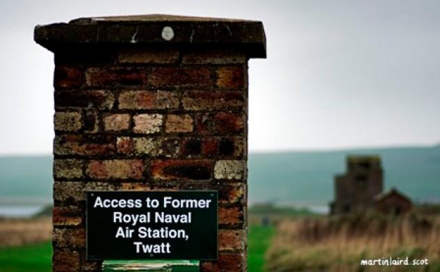 HMS Tern access