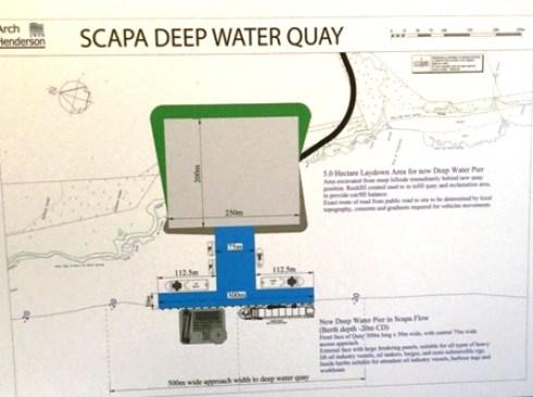 Scapa Deep water plan