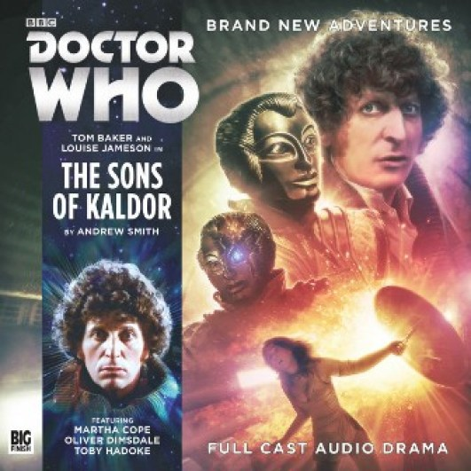 Dr Who The Sons of Kaldor audiobook