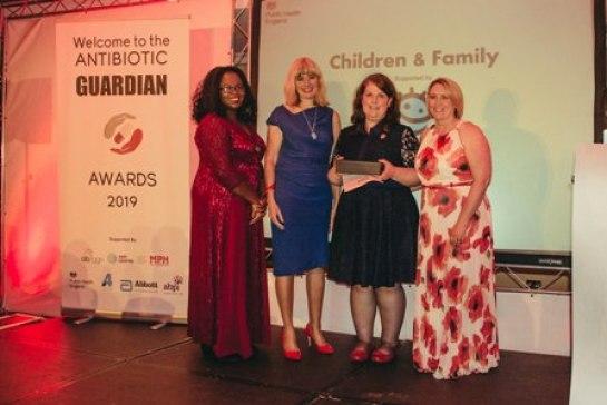 Antibiotic Challenge Award