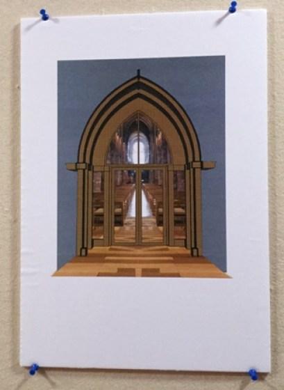Plans 5 St Magnus Cathedral