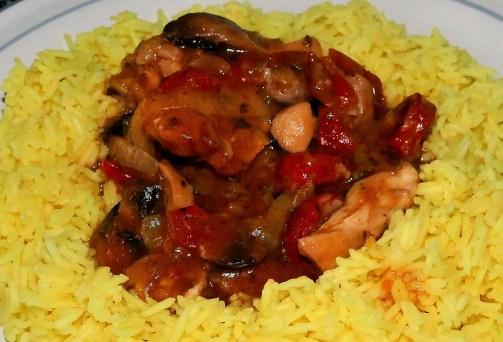 Spanish Chicken 2