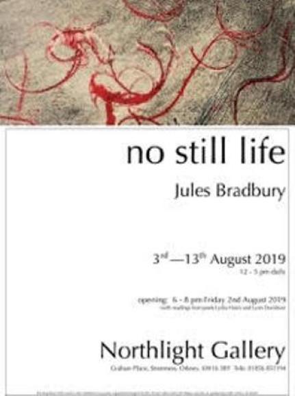 no still life poster