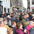 crowd Wick pipe band Donaldson