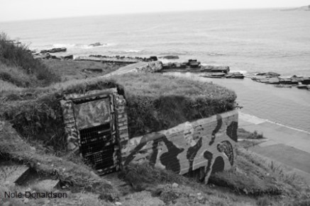 Wick World War 2 structure Donaldson
