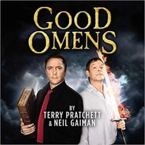 Good Omens audiobook