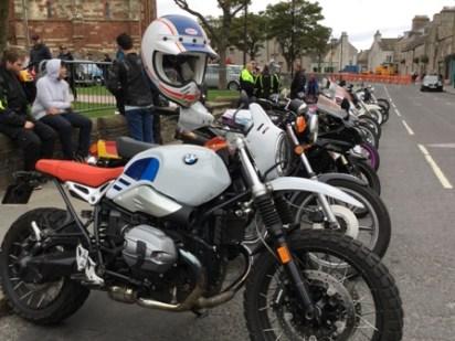 motorbikes vintage show OISF 2019