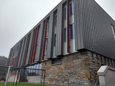 Orkney Research and Innovation Campus Stromness Robert Rendall Building