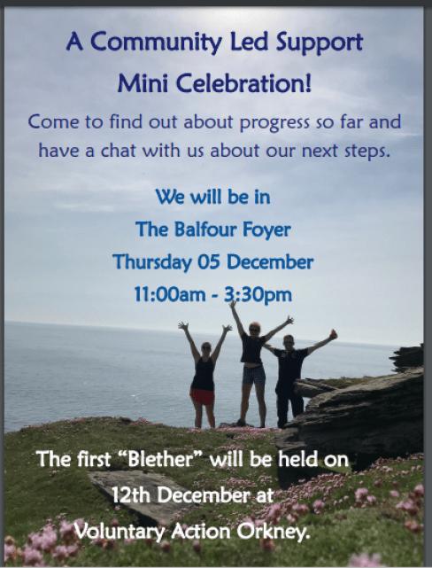 Blether at Balfour