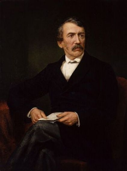 David Livingstone by Frederick Havill