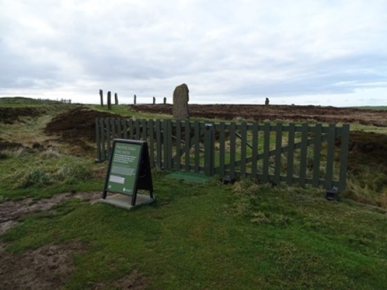 Ring of Brodgar Green Gates Bell