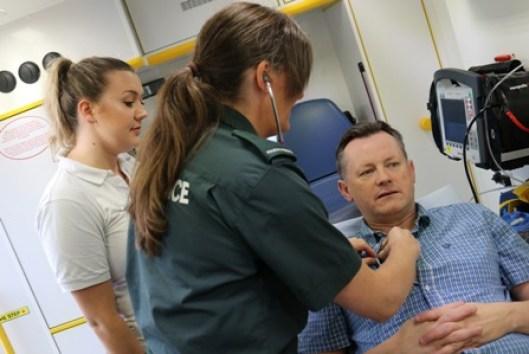 Interdisciplinary paramedic practice cr