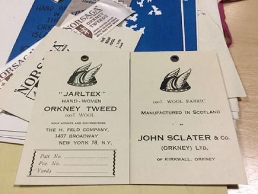 Jarltex Orkney Tweed