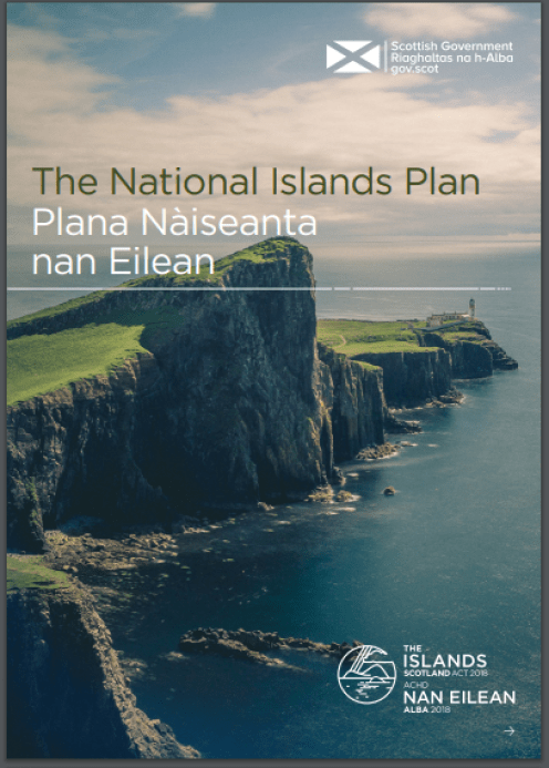 National Islands Plan
