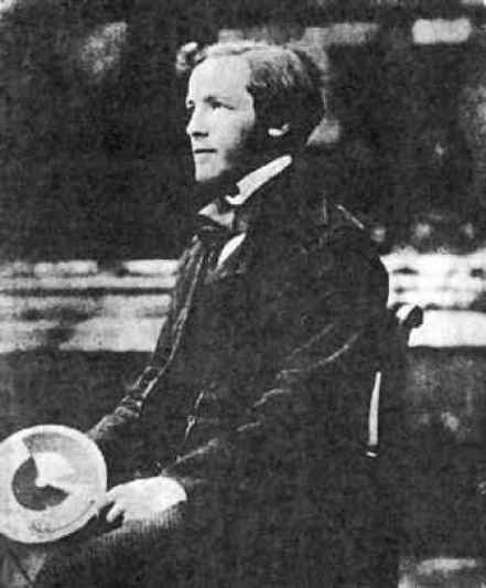 Young James Clerk Maxwell