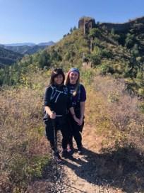 Diane McDonald and daughter Sarah Cuthill